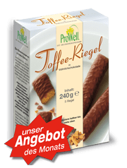 Toffee Riegel